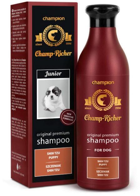 Champ-Richer (Champion) szampon szczeniak Shih Tzu 250 ml