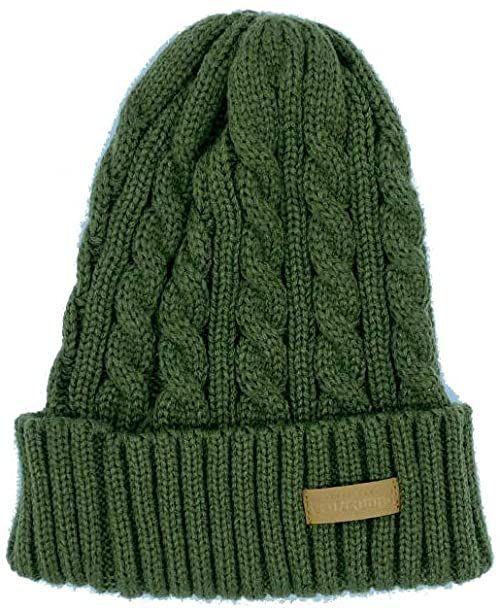 Soricastel Gorro Cruzcampo Winter Green czapka z daszkiem zielona, rozmiar uniwersalny