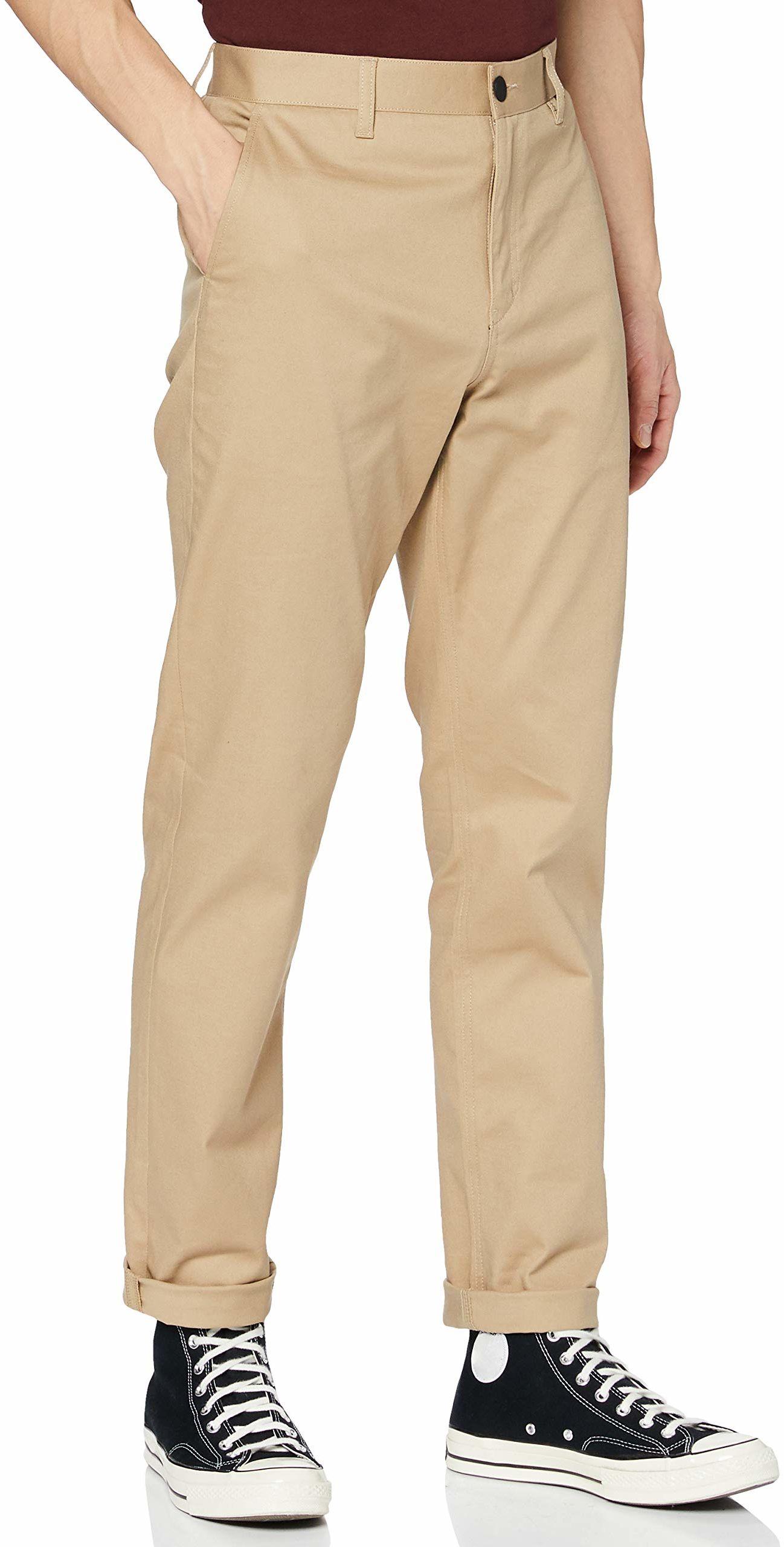 Hurley Męskie spodnie typu chino M O&o stretch Khaki 30