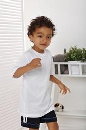 T-shirt dziecięcy kr/r (S)