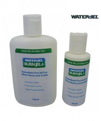 Żel schładzający na małe oparzenia 120 ml - Waterjel