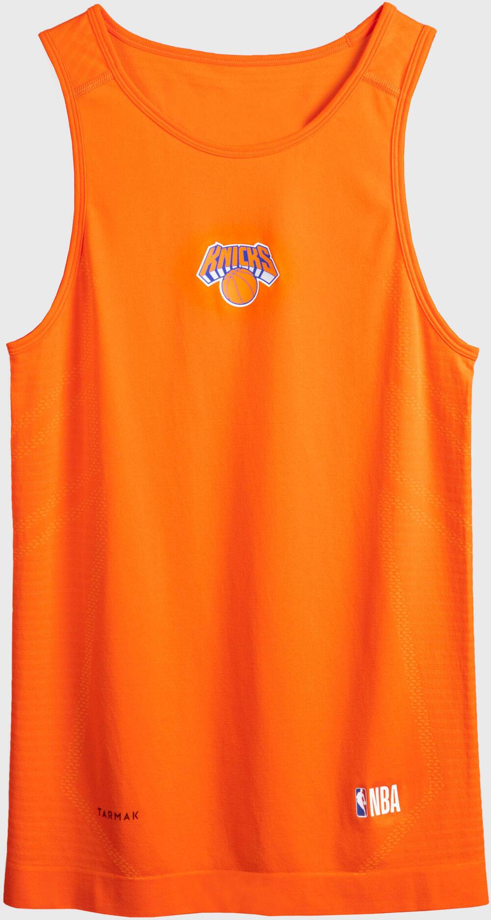 Podkoszulek bez rękawów do koszykówki UT500 męski NBA NEW-YORK KNICKS