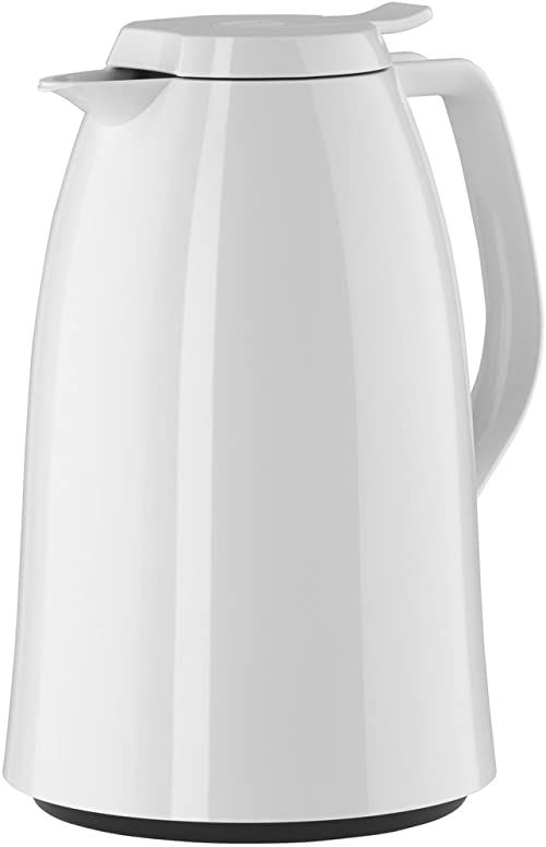 Emsa 517008 Mambo termos QT, 1,5 l, wysoki połysk, biały