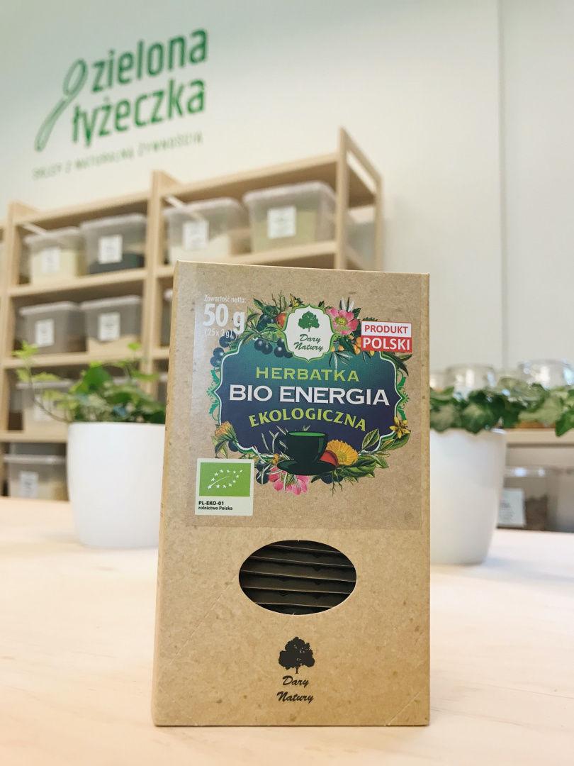 Herbatka Bio Energia Ekologiczna