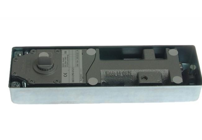 Samozamykacz GEZE TS 500 N bez blokady otwarcia i bez pokrywy