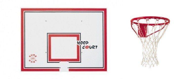 Zestaw do koszykówki Sure Shot Tablica 160 + Obręcz 261