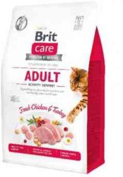 BRIT Care Grain Free Adult Activity Support Dla Kotów Aktywnych 0,4 kg