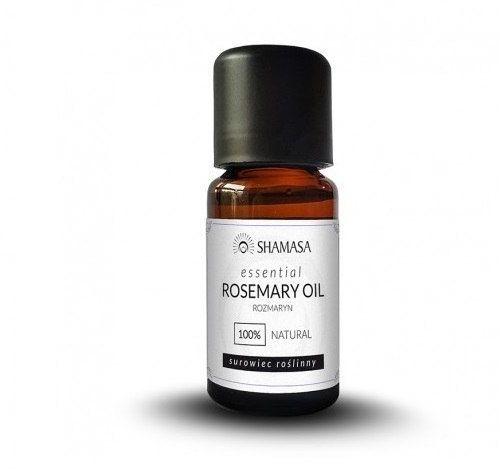 SHAMASA Esencja z Rozmarynu 100% naturalny olejek 15ml