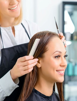 Voucher na zabiegi fryzjerskie  Laski