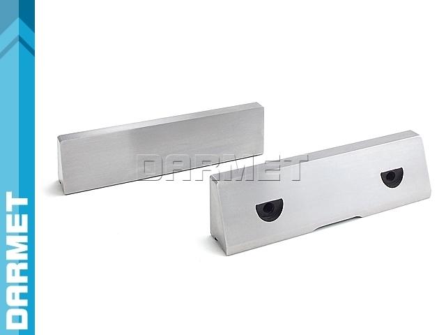 Wkładki szczękowe miękkie 100MM (komplet) do imadeł precyzyjnych FPZ