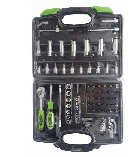 "Zestaw klucza nasadowego 1/4"" Niteo Tools NTSR0272"