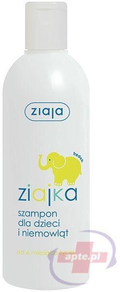 Ziaja Ziajka szampon dla dzieci i niemowląt 270ml