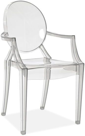 SIGNAL Krzesło Luis