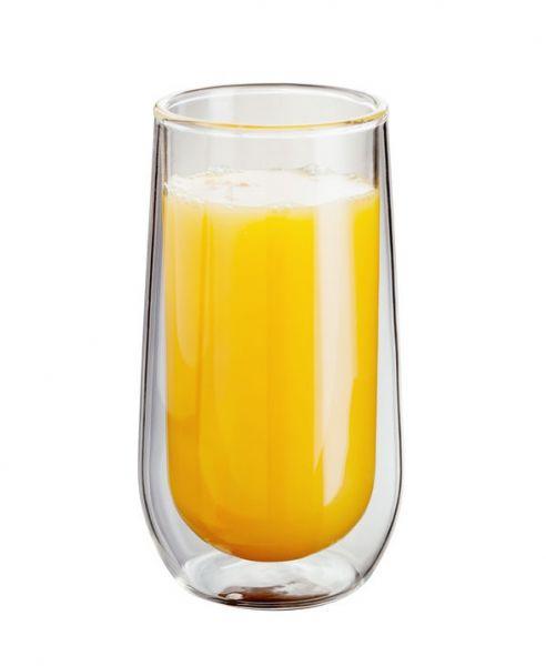 Judge THERMO Szklanki Termiczne 330 ml do Kawy Latte 2 Szt.