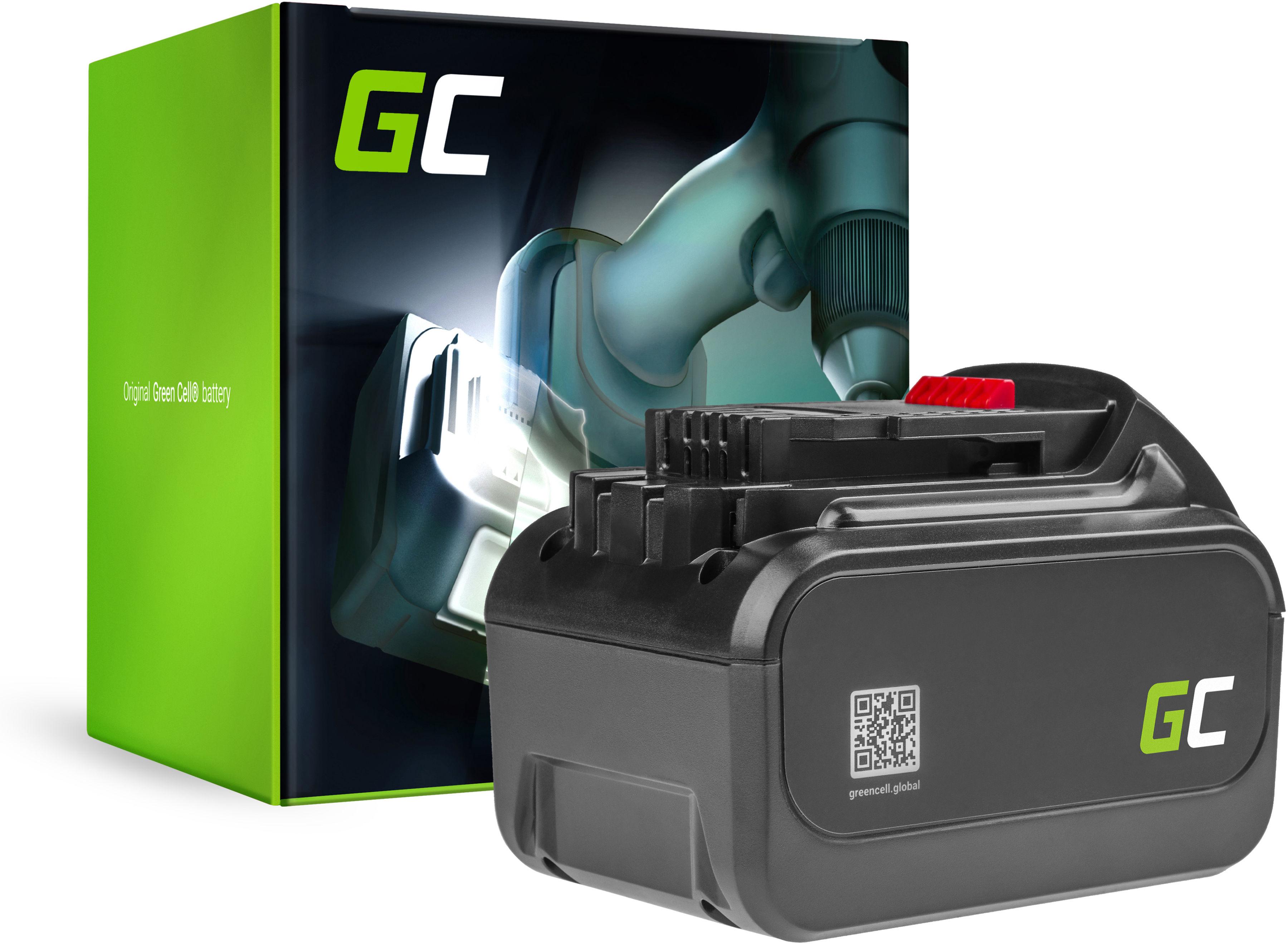 Bateria Green Cell (4.5/1.5Ah 18/54V) DCB546 DCB546XJ DCB547 DCB548 DCB184 do DeWalt XR Flexvolt DCD776 DCF899P2 DCD796P2 DCF885