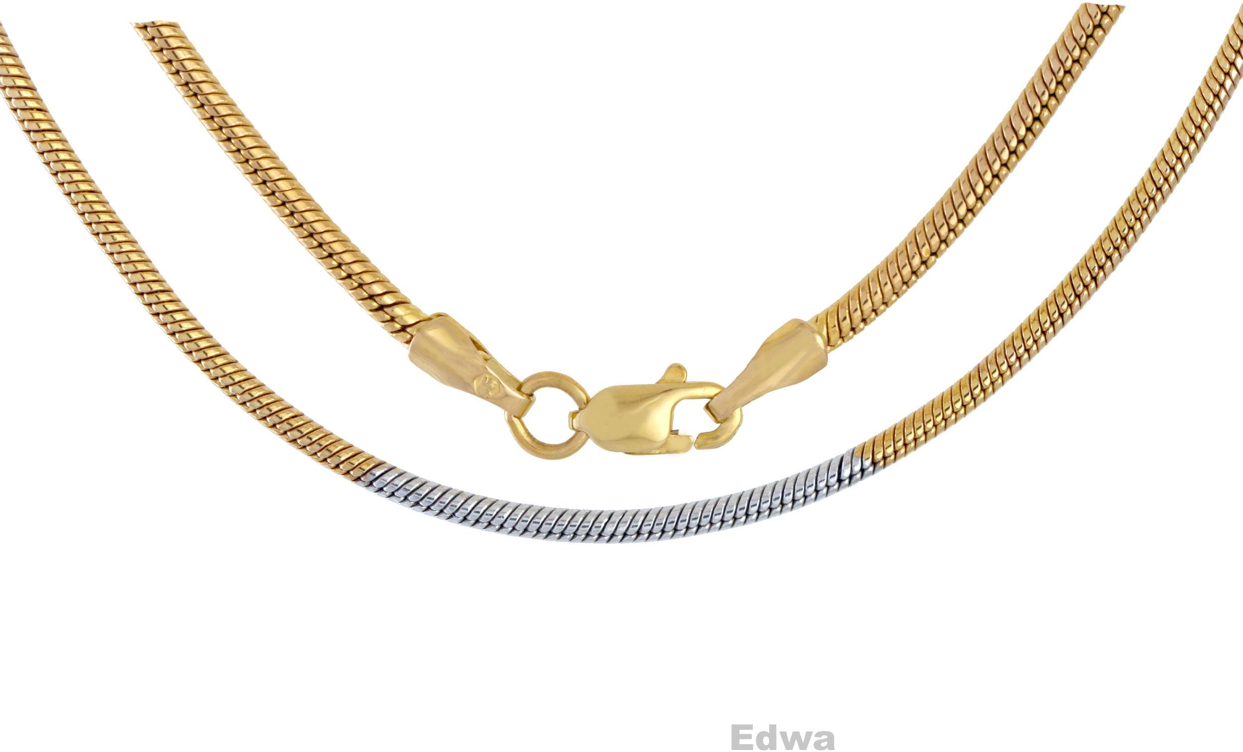 Łańcuszek złoty Linka pr.585. 47 cm