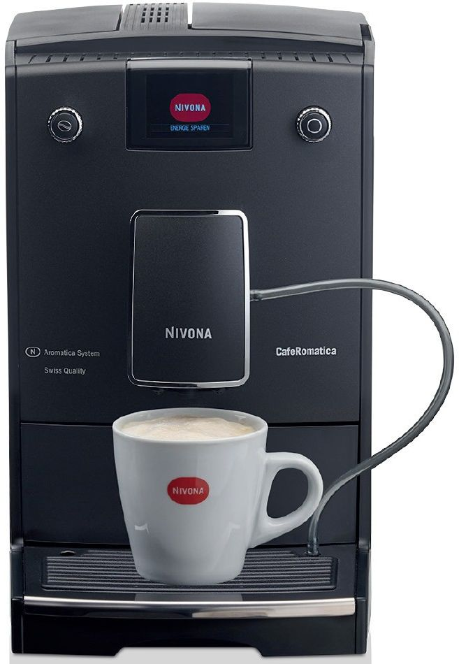 Ekspres ciśnieniowy Nivona 756 CafeRomatica