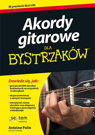 Akordy gitarowe dla bystrzaków - Ebook.