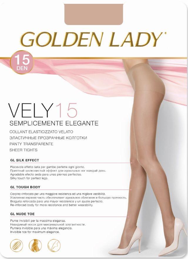 RAJSTOPY GOLDEN LADY VELY 15