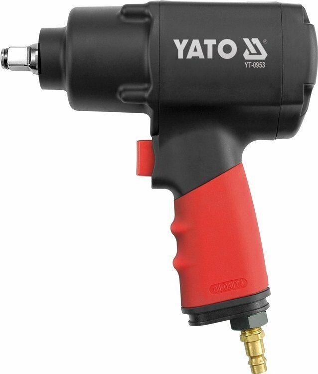 Klucz udarowy, kompozytowy 1/2'', 1356 Nm Yato YT-0953 - ZYSKAJ RABAT 30 ZŁ