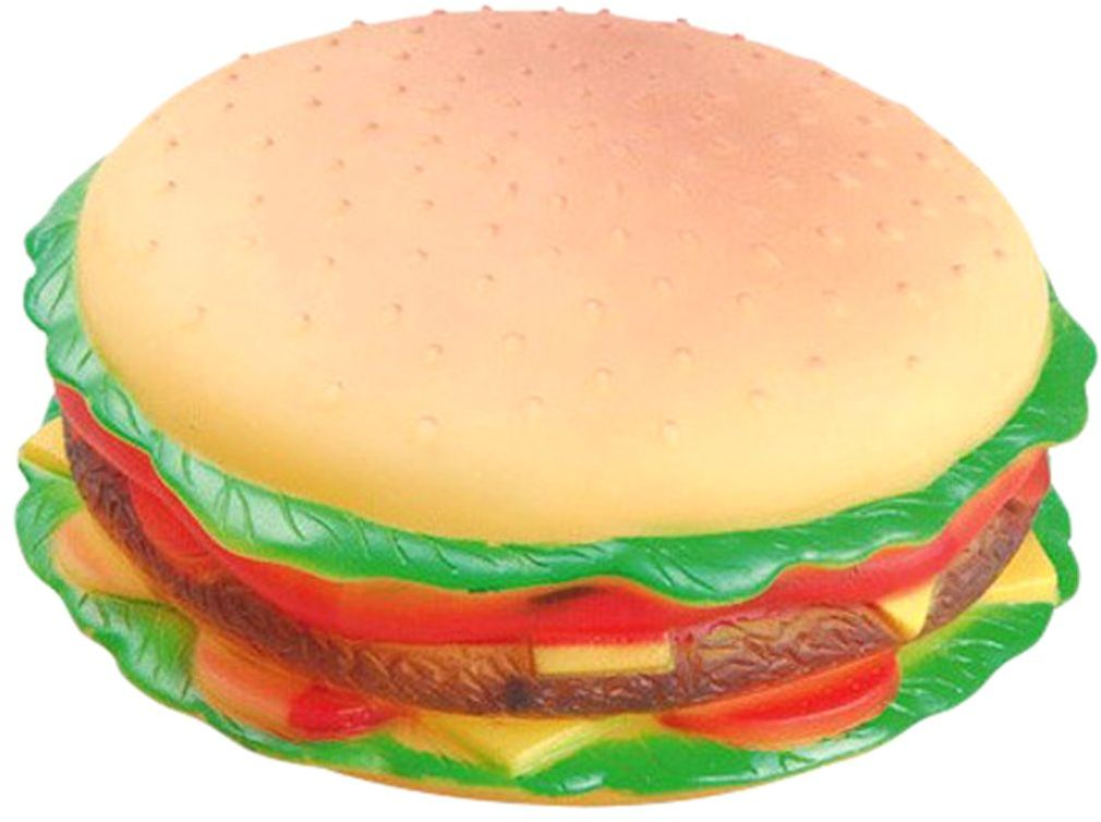 FREUND Komfort hamburger gwizdek dla psa 16,5 x 8 cm
