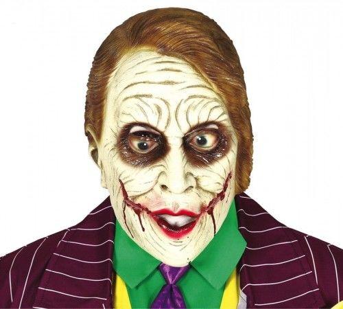 Maska Jokera, lateksowa