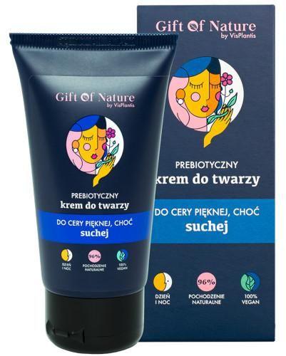 Gift Of Nature prebiotyczny krem do twarzy do cery suchej 50 ml
