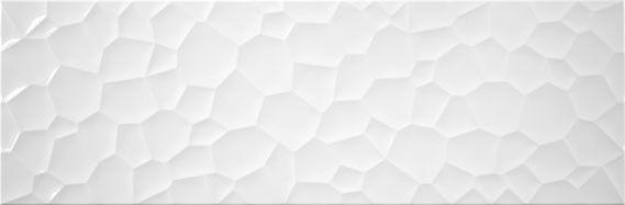 Baldocer Prisma Blanco Brillo 33x100