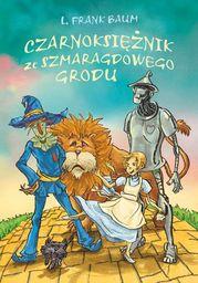 Czarnoksiężnik ze Szmaragdowego Grodu - Audiobook.