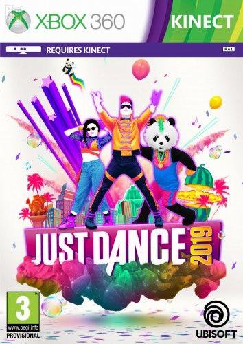 Just Dance 2019 X360 Używana