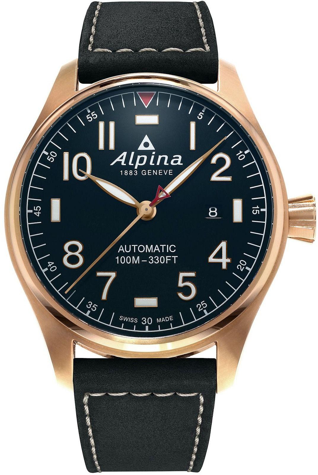 Alpina AL-525NN4S4 > Wysyłka tego samego dnia Grawer 0zł Darmowa dostawa Kurierem/Inpost Darmowy zwrot przez 100 DNI