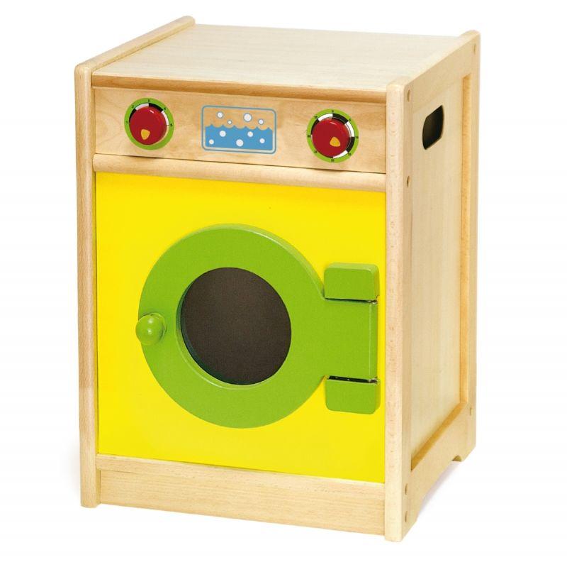 Drewniana Pralka dla dzieci AGD Viga Toys LK