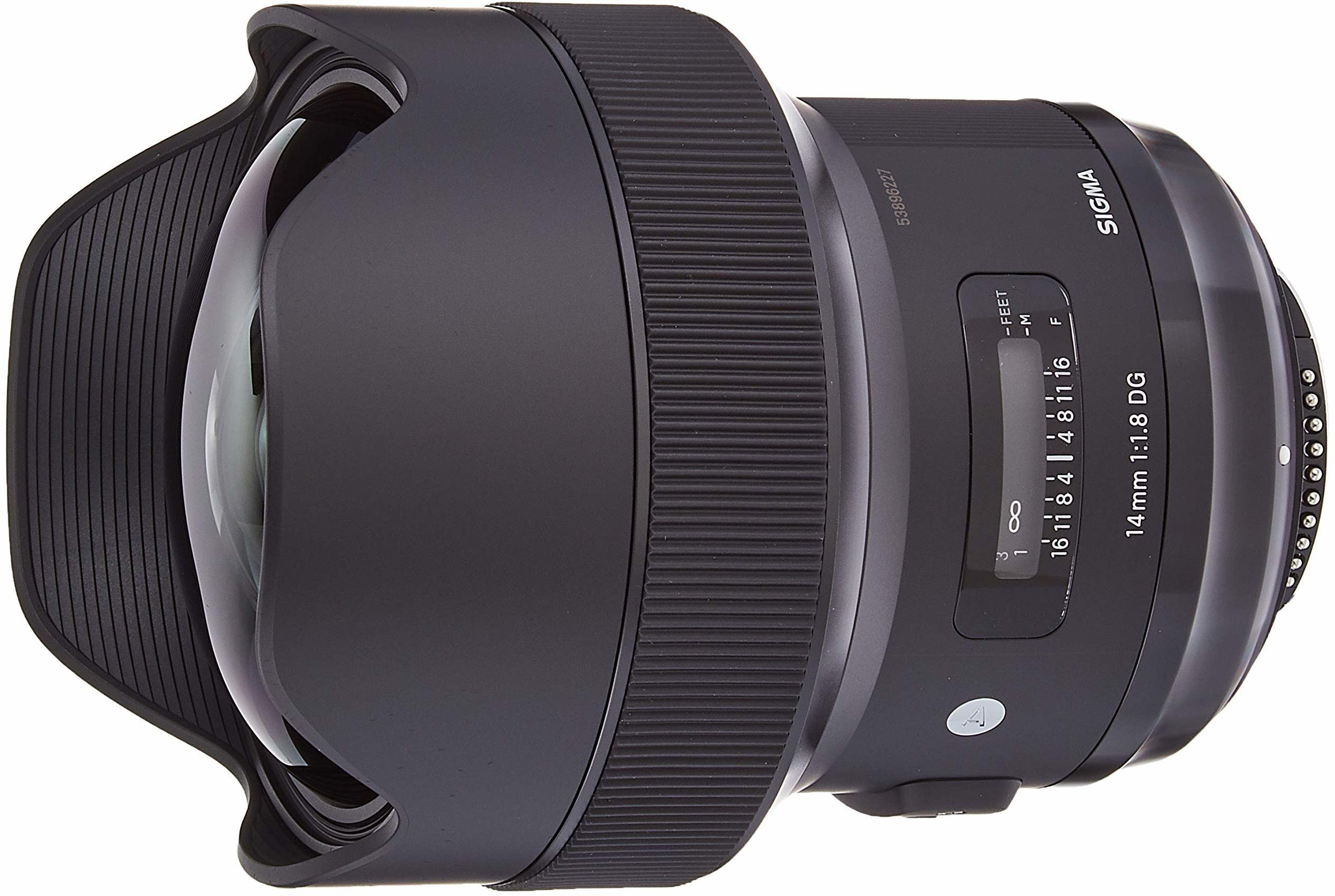 Sigma Obiektyw 14 Mm F1.8 Dg Hsm Mocowanie Nikon,450955