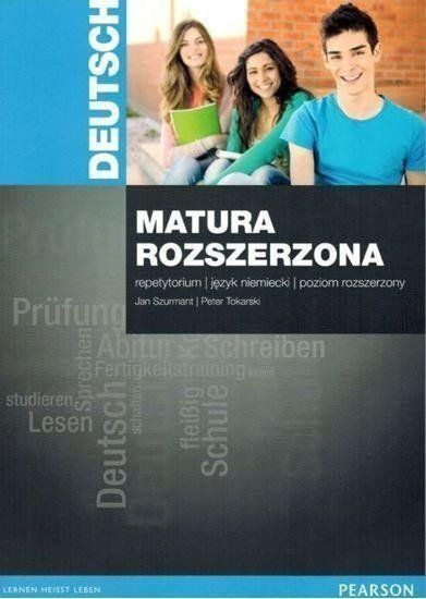 Deutsch Matura rozszerzona Repetytorium PEARSON - praca zbiorowa