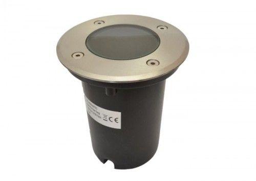 Oprawa najazdowa okrągła LED IP65 z gniazdem GU10