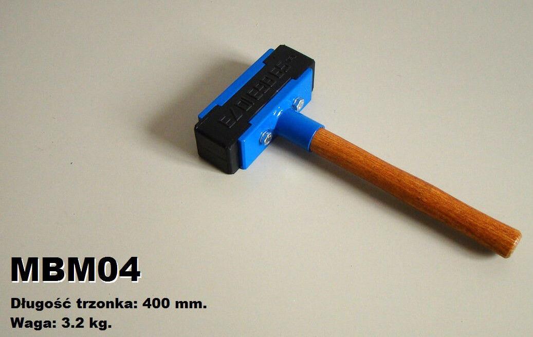 Młotek brukarski 3,2 kg MIMAL -MBM04