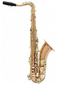 DIMAVERY Saksofon tenorowy, złoty