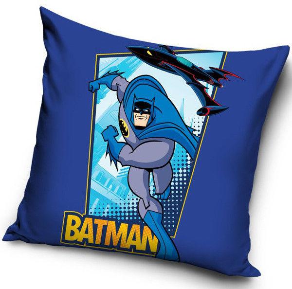 Poduszka Batman 16-3002 40x40 cm Zestaw