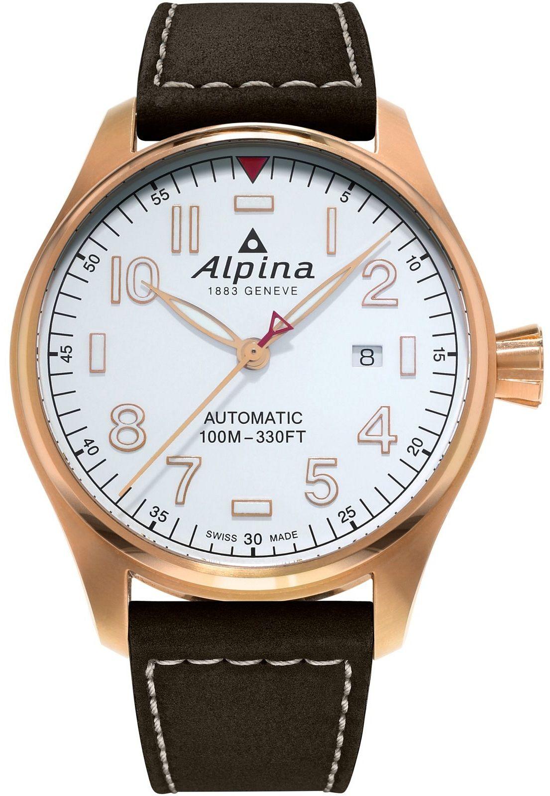 Alpina AL-525S4S4 > Wysyłka tego samego dnia Grawer 0zł Darmowa dostawa Kurierem/Inpost Darmowy zwrot przez 100 DNI