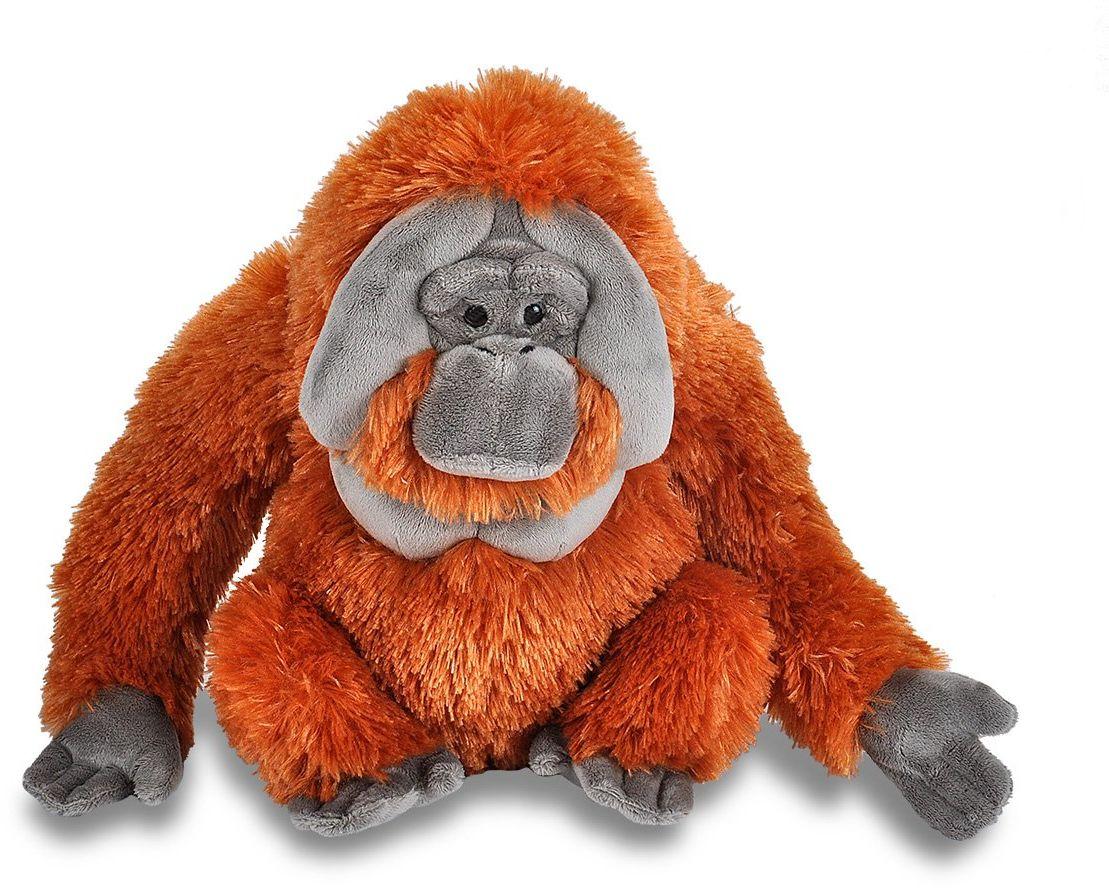 Wild Republic Męska orangutana pluszowa zabawka do przytulania, prezenty dla dzieci 30 cm