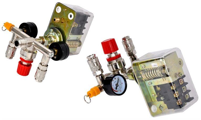 Wyłącznik ciśnieniowy presostat reduktor 400V