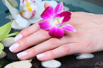 Japoński manicure  Tychy