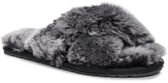 EMU Australia Kapcie Mayberry Frost W12013 Czarny