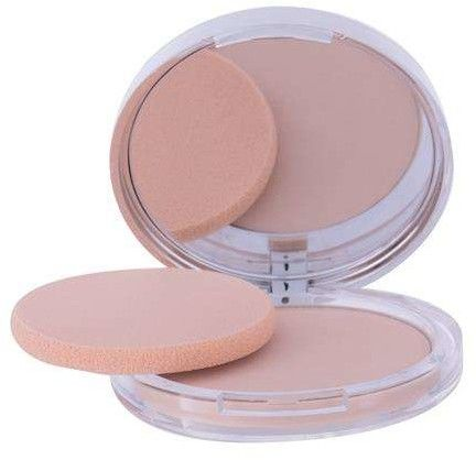 Clinique Stay-Matte Sheer Pressed Powder 01 Stay Buff Puder 7,6 g