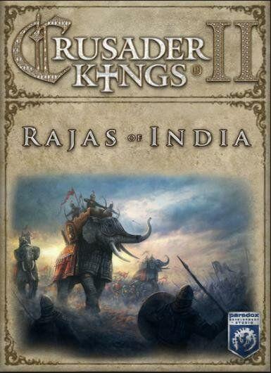 Expansion - Crusader Kings II: Rajas of India (PC) Steam