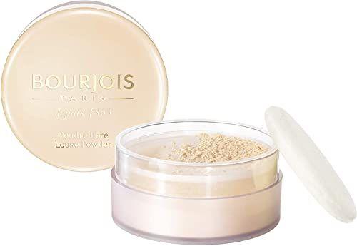 Bourjois Libre Loose Powder puder sypki z naturalnym wykończeniem nr 002 - Pink