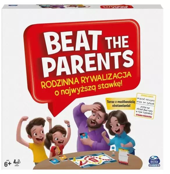 Beat The Parents - Spin Master