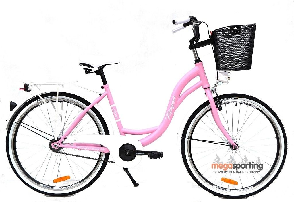 Rower miejski Rayon Ariana 26 Shimano Nexus 3 biegi