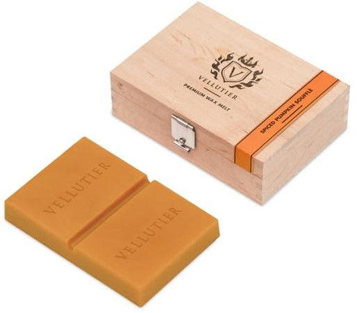 Wosk zapachowy Vellutier - Sipiced Pumpkin Souffle