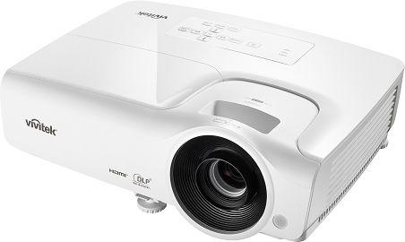 Projektor Vivitek DH268 - DARMOWA DOSTWA PROJEKTORA! Projektory, ekrany, tablice interaktywne - Profesjonalne doradztwo - Kontakt: 71 784 97 60. Sklep Projektor.pl